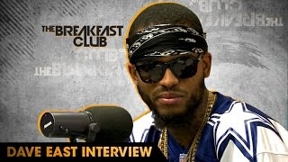 Dave East Interview With The Breakfast Club (9-29-16)