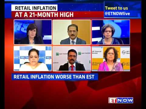 Retail Inflation May Rise