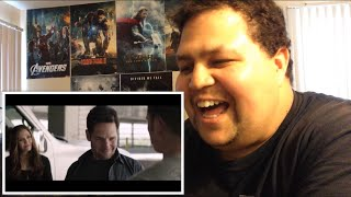 Captain America: Civil War Clips - Right to Choose and Ant-Man Recruit - REACTION!!