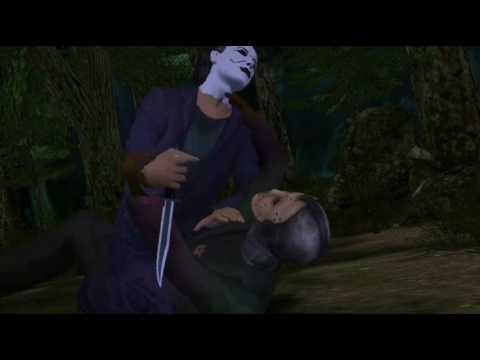 Freddy VS Jason VS Michael Part 1