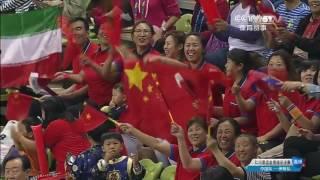 China Vs Iran l Volleyball  Men At Asian Game 2014  l Semifinals