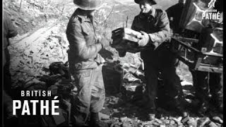 The Korean Front Aka Bill Jordan With The British Troops On The Korean Front (1953)