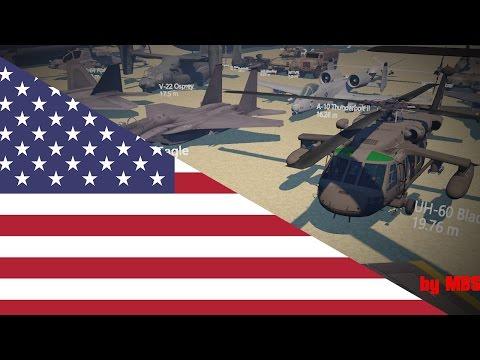 watch US Military Size Comparison