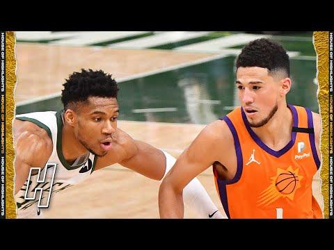DRAMATIC Last 2 Minutes of Game 4 Suns vs Bucks 2021 NBA Finals