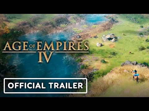 Age of Empires 4 Official Gameplay Trailer