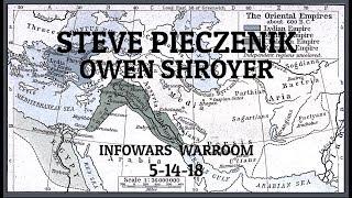 STEVE PIECZENIK & OWEN SHROYER INFOWARS WARROOM May 14 18