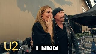 Go backstage with U2 on their colossal Joshua Tree tour in Brazil (U2 At The BBC)