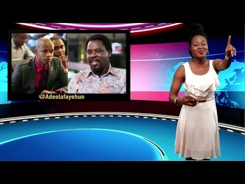 Xxx Mp4 Prophet T B Joshua Vs South Africa 39 S Snake Pastor 3gp Sex