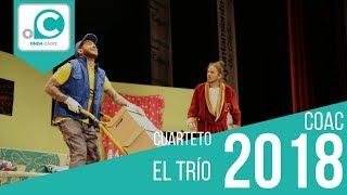 Cuarteto, El trío - Preliminares