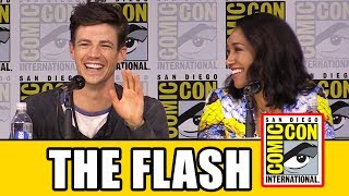 THE FLASH Comic Con Panel - Season 4, News & Highlights
