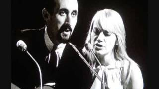 MARY TRAVERS WHERE HAVE ALL THE FLOWERS GONE