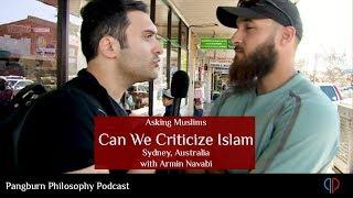 Asking Muslims If We Can Criticize Islam -  Sydney, Australia with Armin Navabi