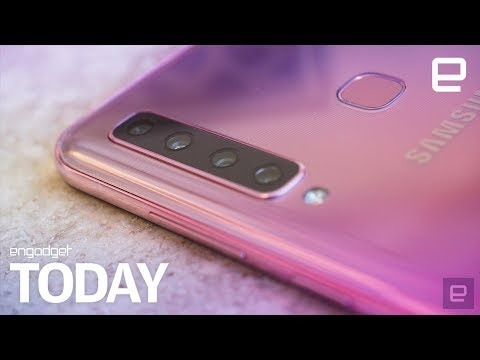 Xxx Mp4 Samsung Really Made A Phone With Four Rear Cameras Engadget Today 3gp Sex