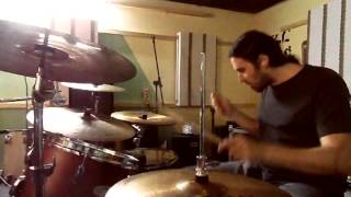 Gin Wigmore/Written In The Water/Drum Cover by flob234