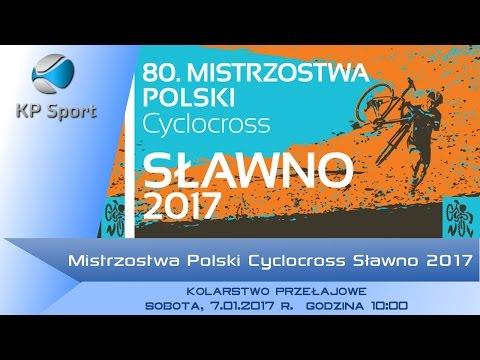 Mistrzostwa Polski Cyclocross Sławno 2017 /