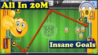 Soccer Stars All In 20M & Road To Germany Tournament Boot - Insane GOALS EVER - Top 10 Goals