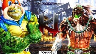 Killer Instinct Rash Gameplay Footage - Online Match 31 - Xbox One - Season 3