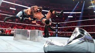 Randy Orton vs Christian - WWE Summerslam 2011 Highlights [HD]