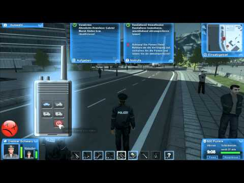 Die Polizei Gameplay Review Polizei Simulator german