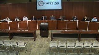 Village of Wheeling Board Meeting 3-5-2018