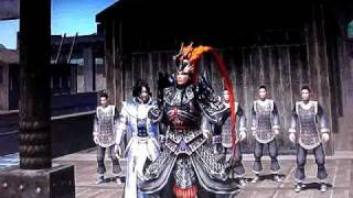 Dynasty Warriors 6 Empires FUNNIEST ENDING