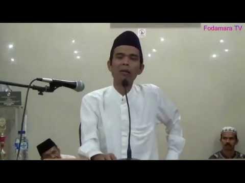 Kisah nabi palsu dulu dan sekarang - H.Ustadz Abdul Somad Lc,MA