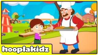 Simple Simon | Nursery Rhymes | Popular Nursery Rhymes by Hooplakidz