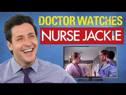 Xxx Mp4 Real Doctor Reacts To NURSE JACKIE Medical Drama Review Doctor Mike 3gp Sex