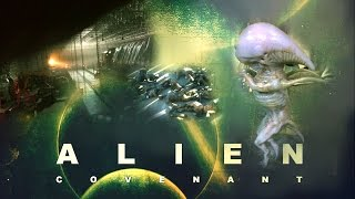 Alien Covenant New Leaked Set Photos [SPOILERS]