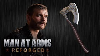 Euron Greyjoy's Axe - Game of Thrones - MAN AT ARMS: REFORGED