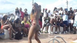 Dominican Republic Memorial Day Getaway 2013 Dance Contest 2