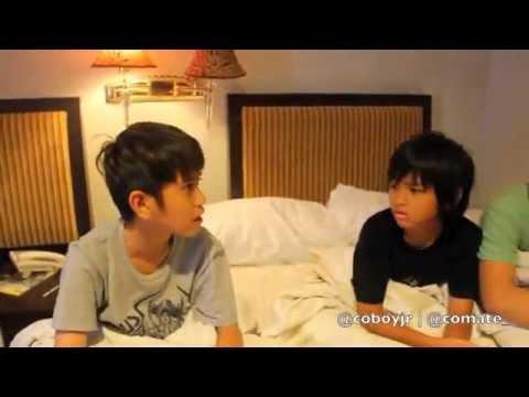 Coboy Junior Special Behind The Stage - Kendari Trip