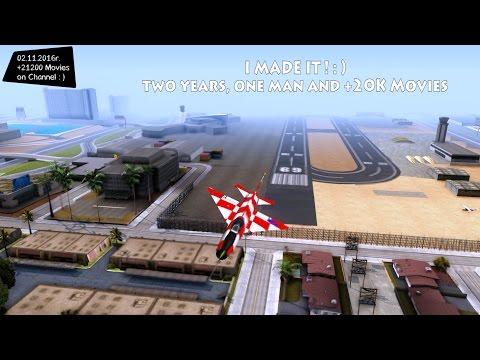 MIG 21 Kockica - GTA San Andreas 1440p / 2,7K
