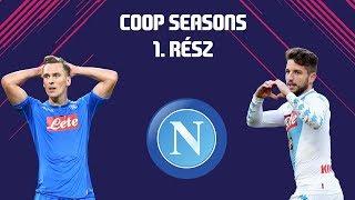 FIFA 18 | Coop seasons | Út a top 100-ba | 1. rész