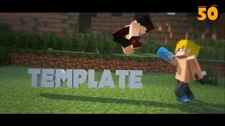 TOP 10 Minecraft Intro Template + Free Downloads!!