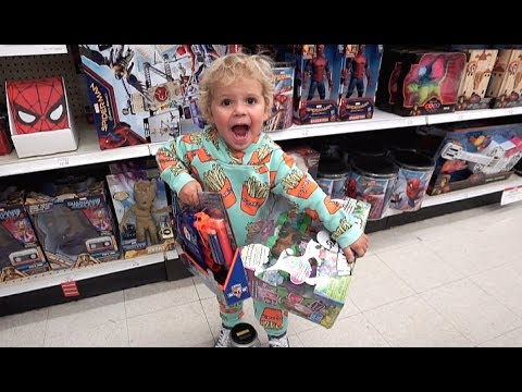 3 Year Old Tydus TOY REVIEWER