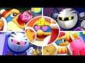 Evolution of King Dedede & Meta Knight helping Kirby (1993-2018)