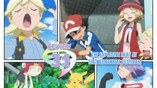 ☆CLEMONTS & JAMES' PASSION & OVERALL CONFUSION! // Pokemon XY & Z Episode 31 Review☆