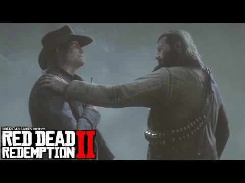 Xxx Mp4 Red Dead Redemption 2 Ending Good Ending Go With John Marston Death Of Arthur 3gp Sex