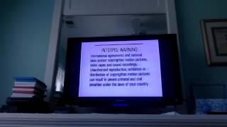 Opening to Barney: Waiting For Santa 1995 Extremely Rare VHS