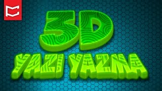 Online 3D Yazı Yazma MinecraftEvi Stili Hediyeli