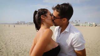 شاهد كيف يبوس البنات من شفايفها مقابل 100 دولار و لكنها مجرد خدعة - مترجم | paying for a kiss