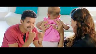 Theri Songs | En Jeevan Official Video Song | Vijay, Samantha | Atlee | G.V.Prakash Kumar