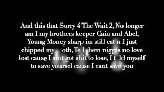 Lil Wayne - Coco [Remix] Lyrics (Sorry 4 The Wait 2)