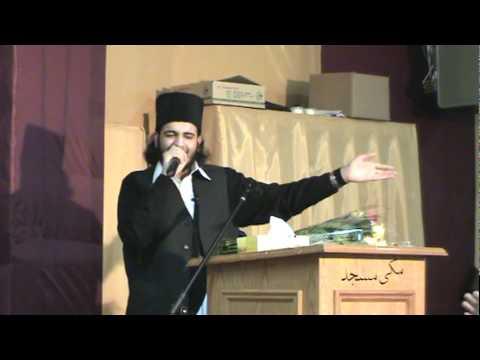 Peer Naqeeb ur Rehman Sahab of Darbaar e Aalia Eidgah Sharif makki masjid brooklyn new york