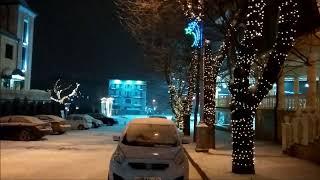 Снег над Ессентуками