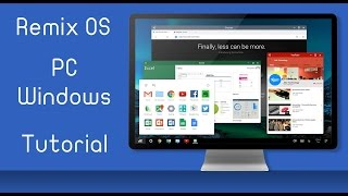 How to Install Remix OS In PC ? Tutorial Explained In Detailed [HINDI/ENGLISH]