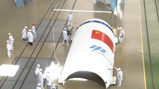 Long March-7 Rocket Starts Journey to South China's Launch Center