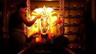 Lakshmi Narasimha Swamy Temple - Lighting of 1008 Deepams & Dolotsavam  ( Unjal Seva)