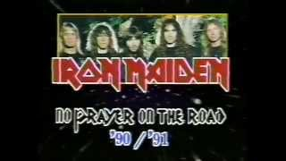 Iron Maiden - No Prayer On The Road '90-'91 Document
